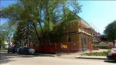 Une première maison certifiée passive en Saskatchewan