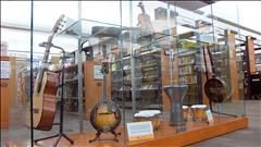 Emprunter un instrument de musique à la bibliothèque