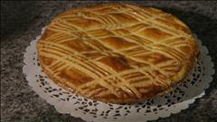 Le savoureux gâteau basque