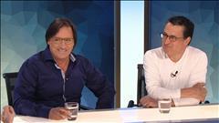 Daniel Vézina et Normand Laprise