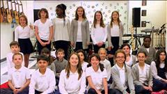 Un peu de soleil - École Georges-Étienne-Cartier
