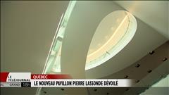 Le nouveau pavillon Pierre Lassonde dévoilé
