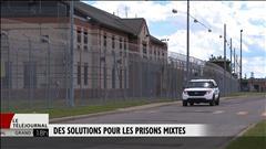 La mixité en prison, une mauvaise idée, admet Québec