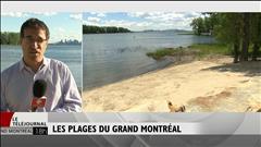 Les plages du Grand Montréal à découvrir cet été