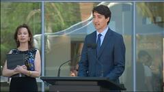 « Le peuple britannique demeurera un partenaire solide » - Justin Trudeau