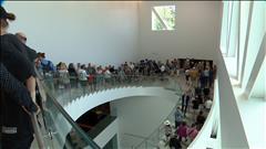 Le nouveau pavillon Pierre Lassonde ouvre officiellement ses portes