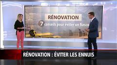 Rénovation : 7 conseils pour éviter un fiasco