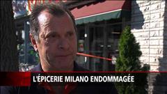 Un copropriétaire du Milano fait état des dommages