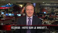 Brexit : l'Écosse peut-elle invoquer le droit de veto?
