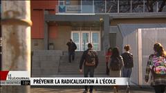 Prévenir la radicalisation à l'école
