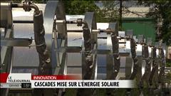Cascades fait le pari de l'énergie solaire