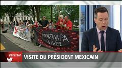 Visite du président mexicain au Canada : des changements pour les droits de la personne?