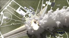 Second test réussi pour une fusée d'appoint de la NASA