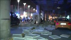 Lendemain d'attentats à l'aéroport d'Istanbul