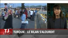 Le bilan des attentats de l'aéroport Atatürk s'alourdit