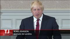 Johnson renonce à la direction