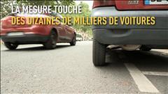 Paris fait la chasse aux vieilles voitures