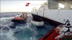 107 rescapés et 10 morts en Méditerranée
