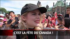 Cœur de pirate participe au spectacle de la fête du Canada