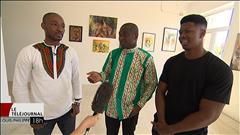 «La découverte de nouvelles couleurs» à la Maison des artistes visuels francophones