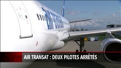 Deux pilotes canadiens accusés d'avoir voulu voler en état d'ébriété