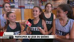 Basketball : les soeurs Vachon en route vers les Jeux du Québec