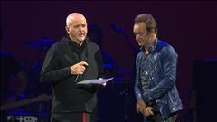 Peter Gabriel et Sting à Montréal