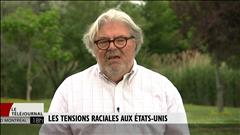 Entrevue avec Donald Cuccioletta sur les tensions raciales aux États-Unis
