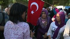 Arrestations et funérailles en Turquie
