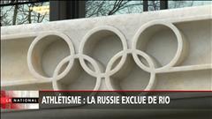 Athlétisme : la Russie exclue de Rio