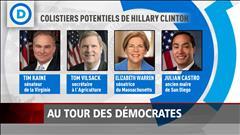 La convention républicaine terminée, l'attention maintenant rivée sur les démocrates