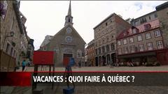 Vacances : quoi faire en famille à Montréal et à Québec
