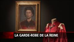La garde-robe de la reine Élisabeth II en exposition à Londres