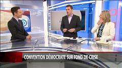 Convention démocrate sur fond de crise