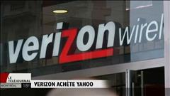 Verizon met la main sur Yahoo