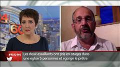 Attentat dans une église en France