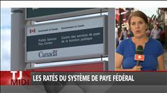 Système Phénix : jour de paye au fédéral