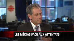 Les médias face aux attentats