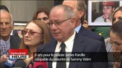 6 ans de prison pour James Forcillo : réactions des proches de Sammy Yatim