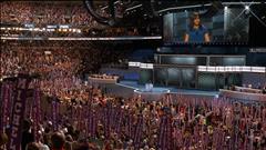 Les trois premiers jours de la convention démocrate