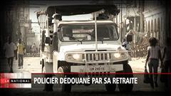 Un Casque bleu québécois accusé d'inconduite sexuelle échappe aux mesures disciplinaires