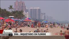 Des moustiques porteurs du Zika en Floride?