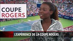 La coupe Rogers vue par les joueuses