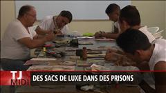 Des sacs de luxe dans des prisons mexicaines