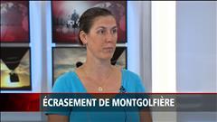Comprendre la sécurité en montgolfière avec la pilote Guyanne Gervais