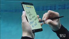 Techno : Bogue dans la mise à jour de Windows 10 et coup d'œil du nouveau Galaxy Note 7 de Samsung