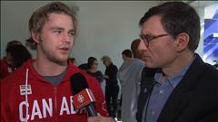 L'aéroport Pierre-Elliott-Trudeau accueille plusieurs athlètes canadiens