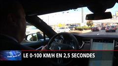 Tesla veut produire la voiture la plus rapide du monde