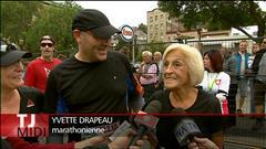 Un premier marathon pour ses 80 ans