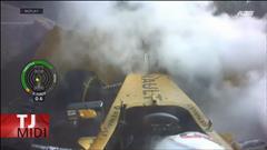 Rosberg gagne en Belgique